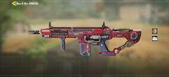 Man-o-War-Cardinal-CoD-Mobile - CodigoEsports ― CodigoEsports